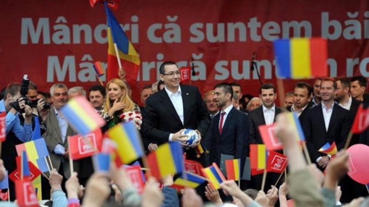 Ponta, despre poziţia faţă de Rusia: Va rămâne pentru mult timp un adversar strategic al României