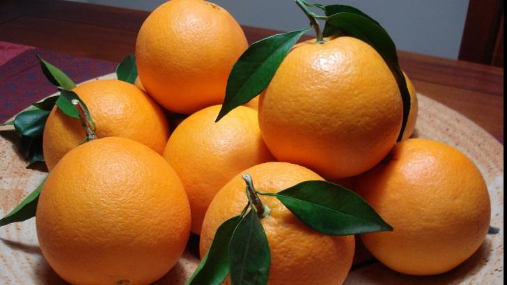 Dieta-MINUNE cu portocale