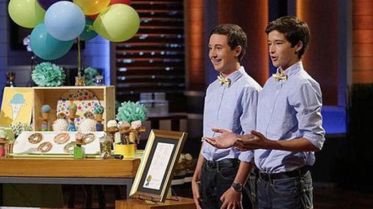 Doi puşti de 14 ani au venit cu o idee de afacere. Au obţinut o finanţare de 50.000 de dolari