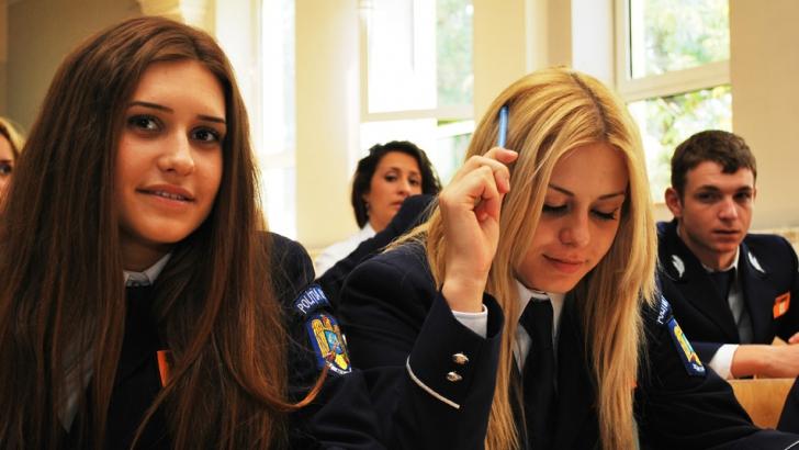 Rezultatele Admitere la Academia de Poliţie 2016. Cea mai mare medie: 9,75