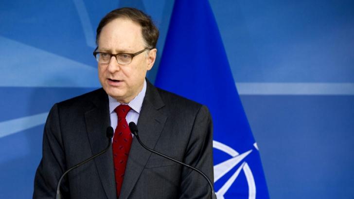 Secretarul general adjunct NATO, avertisment asupra exerciţiilor Rusiei în Marea Neagră