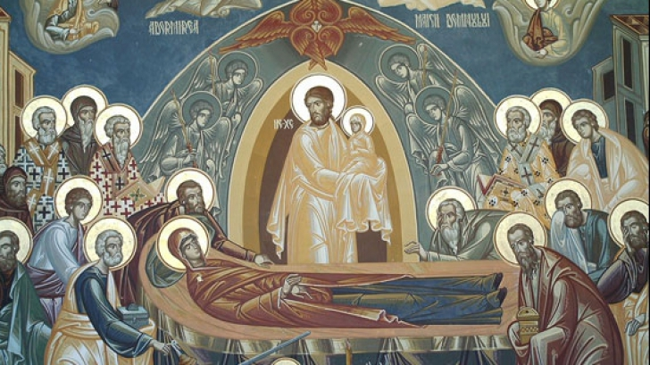 """<p>De ce nu se spune """"La mulţi ani"""" pe 15 august celor care poartă numele Sfintei Maria. E mare păcat!</p>"""