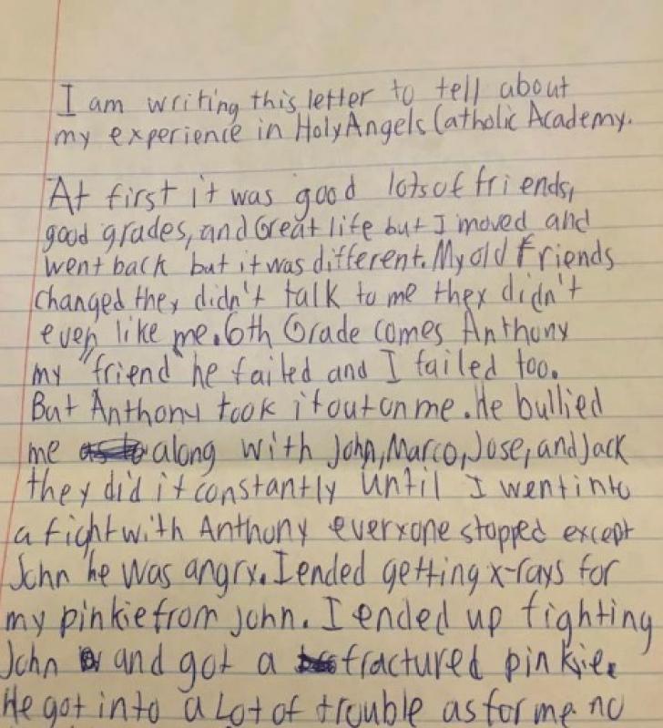 <p>Înfiorător! Şi-a pus capăt zilelor, la doar 13 ani. Scrisoarea lăsată în urmă a făcut lumină</p>