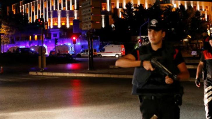 Cetăţean german, reținut în Turcia pentru presupuse legături cu lovitura de stat