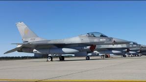 Ceremonie la Baza Borcea pentru avioanele F-16. Vor fi prezenţi Dacian Cioloş şi Mihnea Motoc