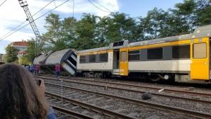Accident de tren în Spania: Cel puţin doi oameni au murit