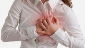 Simptomele astea îţi spun că vei avea un atac de cord în următoarele 30 de zile