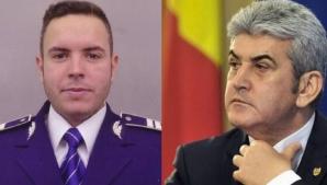 Tatăl lui Bogdan Gigină, MESAJ CUTREMURĂTOR pentru Gabriel Oprea