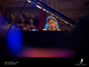 Foto: Concursul Enescu / Andrei Gîndac
