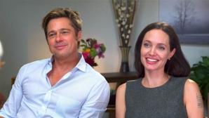 Divorţ Angelina Jolie - Brad Pitt