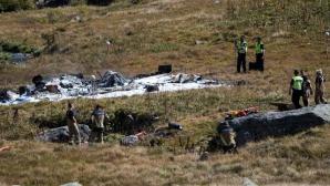 Un elicopter militar s-a prăbuşit în Elveţia
