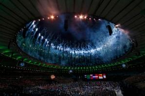 Imagini spectaculoase de la ceremonia de închidere al Jocurile Paralimpice de la RIO