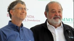 Amancio Ortega si Bill Gates