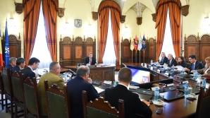 Şedinţa CSAT a început. Decizii cruciale - ce teme importante se dezbat astăzi / Foto: presidency.ro