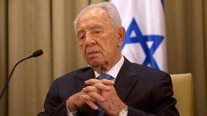 Fostul preşedinte israelian Shimon Peres,transportat de urgenţă la spital în urma unui atac cerebral