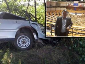 Tragedie! Un politician român a murit într-un cumplit accident rutier