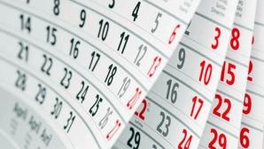 În ce zi pică 24 ianuarie în 2017. Va fi zi liberă!