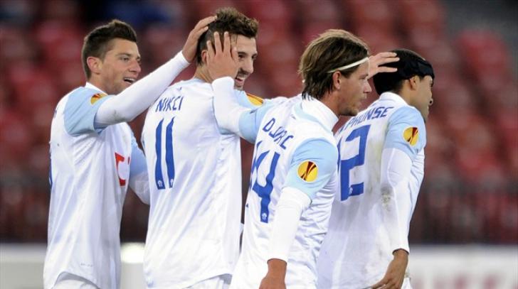 Veşti bune pentru Steaua! Osmanlispor a fost învinsă de FC Zurich