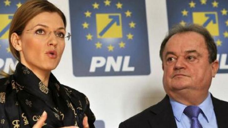 Alina Gorghiu şi Vasile Blaga