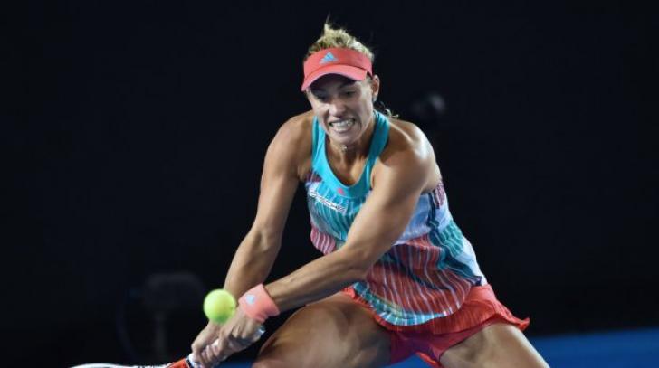 Veste imensă pentru Simona Halep! Angelique Kerber, învinsă de  Petra Kvitova în optimi la Wuham