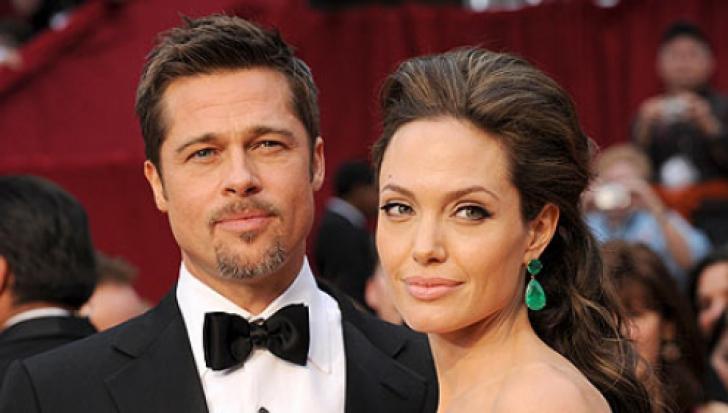 Divorţ Brad Pitt Angelina Jolie