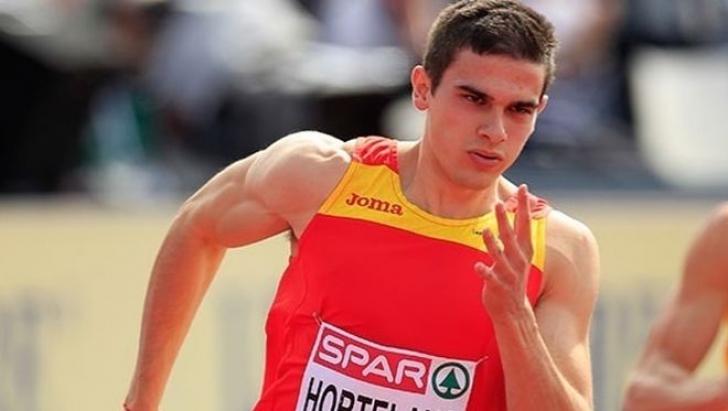 Veşti bune! Atletul Bruno Hortelano este în stare stabilă după ce a suferit un accident grav
