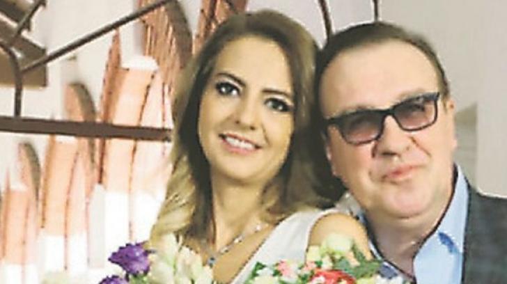 La 60 de ani, Gabriel Cotabiţă s-a căsătorit în secret
