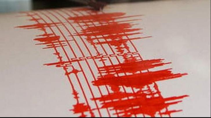 Încă un cutremur în Vrancea, în urmă cu puţin timp
