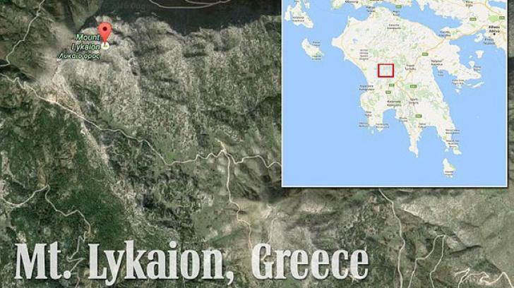 Descoperire şocantă pe muntele lui Zeus. Ar putea confirma cea mai întunecată legendă a antichităţii