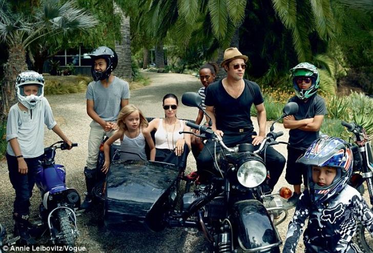 Divorţ Angelina Jolie Brad Pitt