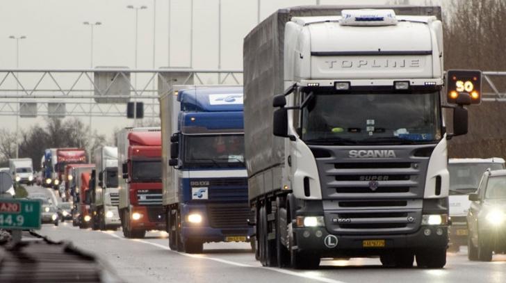Schimbare importantă pentru transportatori