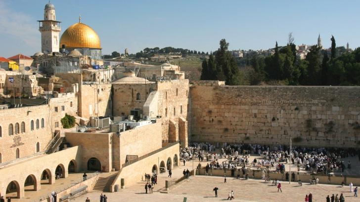 SUA fac primii pași spre controversata mutare a ambasadei de la Tel Aviv la Ierusalim