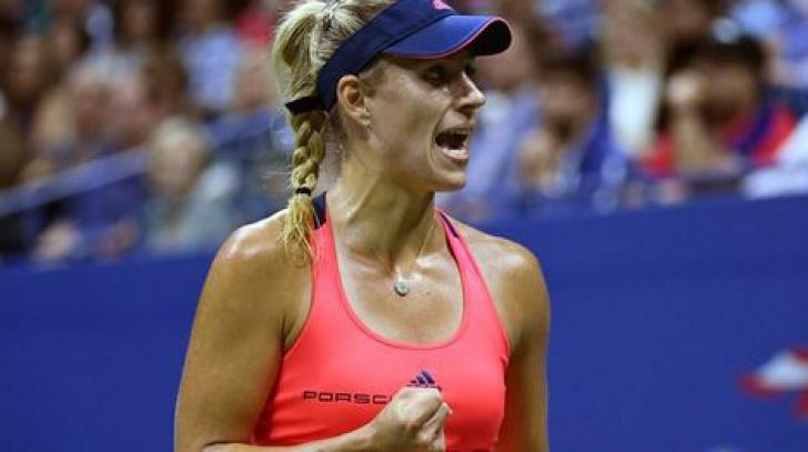 US OPEN 2016. Kerber a învins-o pe Kvitova şi s-a calificat în sferturi