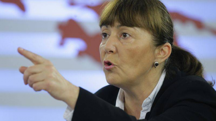 Partidul fondat de Monica Macovei, urmărit de ghinion. M10 a rămas iar fără preşedinte