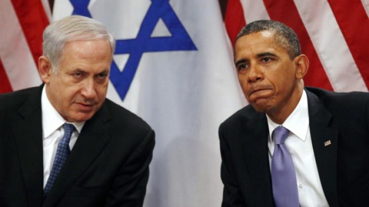 Netanyahu si Obama