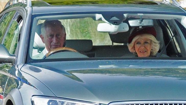 Prinţul Charles, implicat într-un accident cu maşina pe care o conducea. Care e starea sa