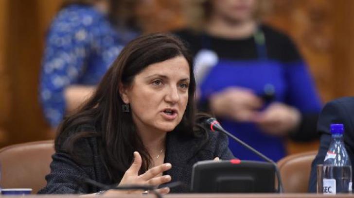 Raluca Prună, ministrul Justiţiei, prima reacţie după demisia lui Petre Tobă