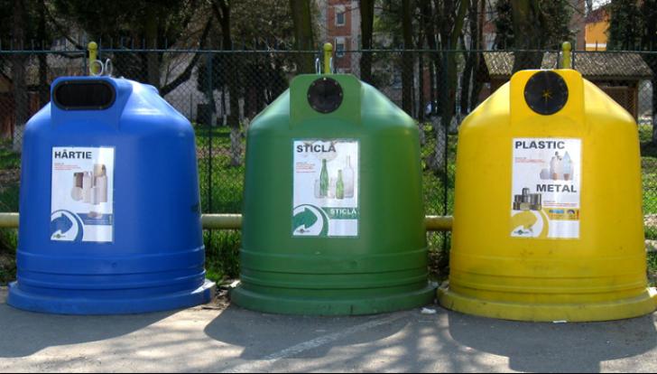 Românii vor plăti amenzi de 180 de milioane de euro pe an din cauza deșeurilor nereciclate