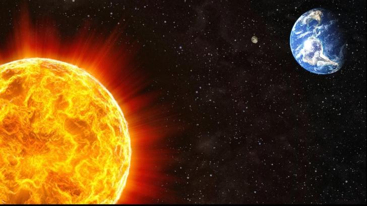 Apocalipsa vine în noiembrie 2016! Planeta uriașă Nibiru va lovi Pământul