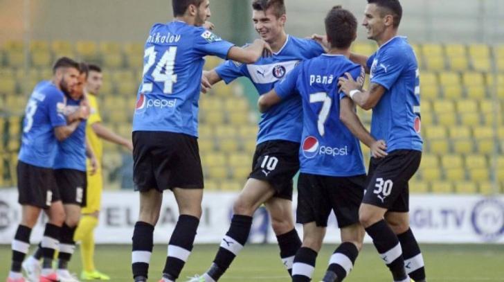 FC Viitorul a învins Şerif Tiraspol în prima manşă a turului întâi al UEFA Youth League