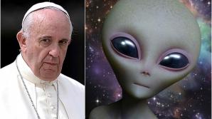 Papa stie de contactul cu o civilizatie extraterestra
