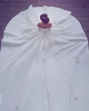 Cea mai frumoasă rochie de mireasă