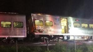 Accident de tren la New York