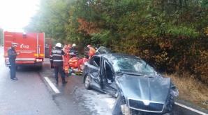 Accident groaznic în Constanţa. Două persoane au murit