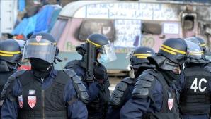 Violențe la Calais
