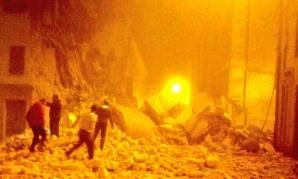 Cutremure în Italia