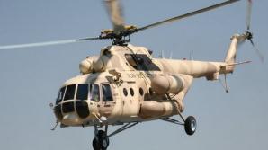 Un elicopter militar s-a prăbuşit: 9 morţi