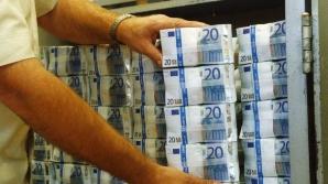 Bani luați engros de pe piețele externe