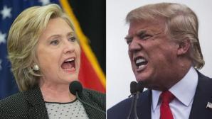 ALEGERI SUA. SONDAJ: Hillary Clinton are un avans de 9% în faţa lui Donald Trump