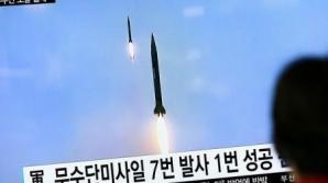 Coreea de Nord a lansat mai multe rachete